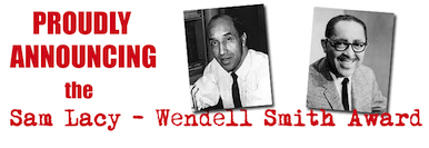 Sam Lacy, Wendell Smith