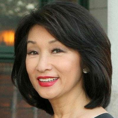 Portrait of Connie Chung