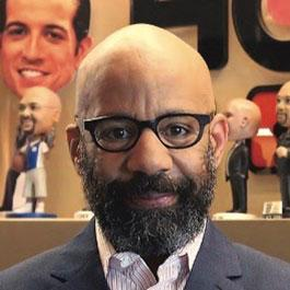 Portrait of Kevin Blackistone